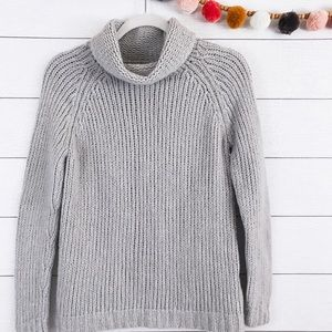 Banana Republic • Merino Wool Turtleneck Sweater